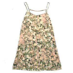 Forever 21 Contemporary Floral Mini Dress